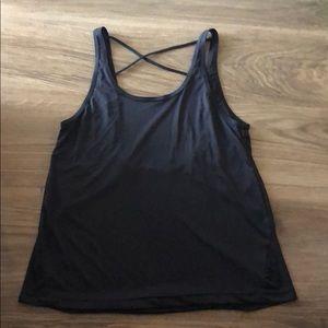 Black Splits59 Workout Top